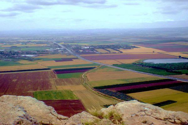Jezreel Valley (VOA)