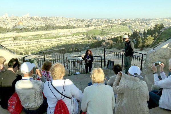 Mount of Olives 1