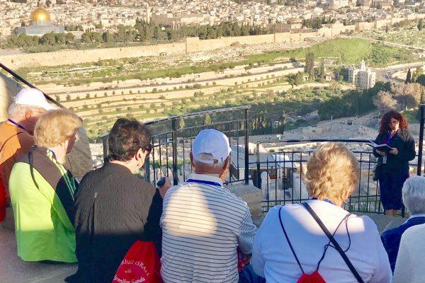 Mount of Olives 2