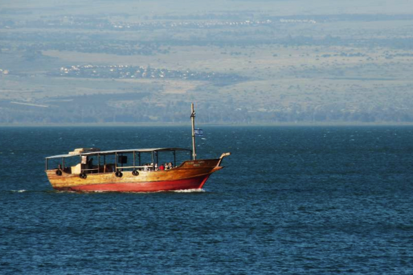 Sea of Galilee 1