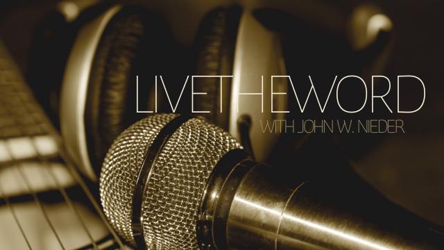 """Jennifer Sands on """"Live the Word"""" podcast with John Nieder, April 2020"""